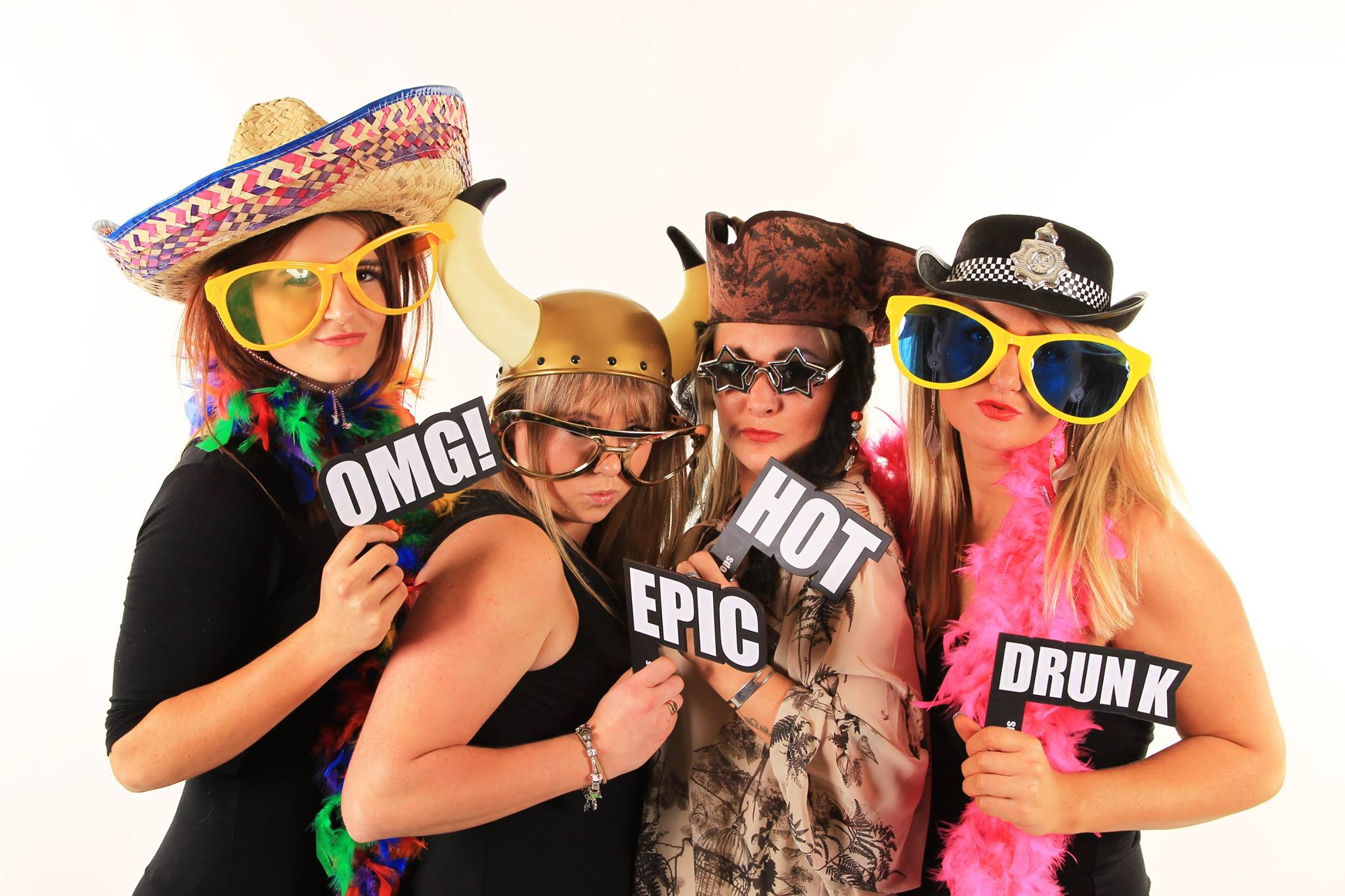 Make your event fun and unforgettable!